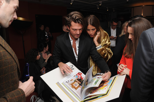 A Touch Of Style Book Signing With Carlos Mota At D&D Building - Assouline Showroom