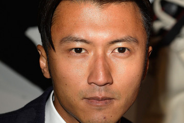 Nicholas Tse Valentino : Front Row  - Paris Fashion Week Womenswear Fall/Winter 2014-2015