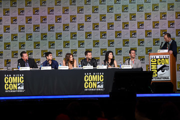 """Nicholas Wootton Comic-Con International 2015 - 'Extant,' """"Limitless,' 'Scorpion,' 'Under The Dome' and 'Zoo'"""