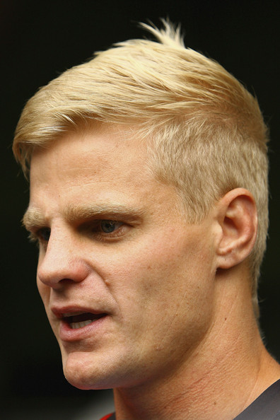 nick riewoldt mark. and hurt after Riewoldt
