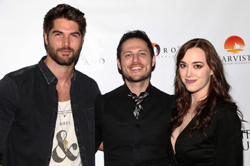 Nick Bateman Jake Helgren Premiere of MarVista Entertainment's 'Wedding Wonderland'