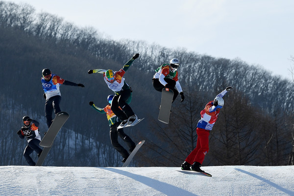 Snowboard - Winter Olympics Day 6 []