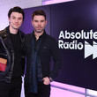 Nick Berry James Bay Visits KISS FM