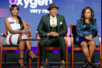 Nick Cannon 2016 Winter TCA Tour - Day 10