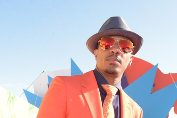 Nick Cannon Nickelodeon's 28th Annual Kids' Choice Awards - Red Carpet