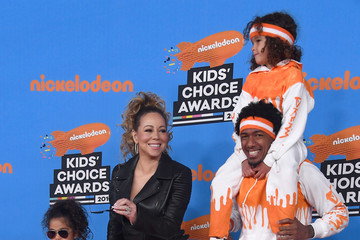 Nick Cannon Monroe Cannon Nickelodeon's 2018 Kids' Choice Awards - Best Of