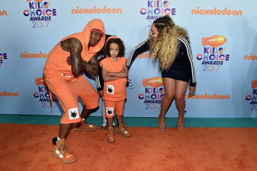 Nick Cannon Nickelodeon's 2017 Kids' Choice Awards - Red Carpet