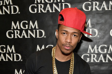 Nick Cannon 2014 iHeartRadio Music Festival - Night 2 - Backstage