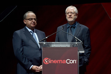 Nick Carpou CinemaCon 2016 - The State of the Industry: Past, Present and Future and STX Entertainment Presentation
