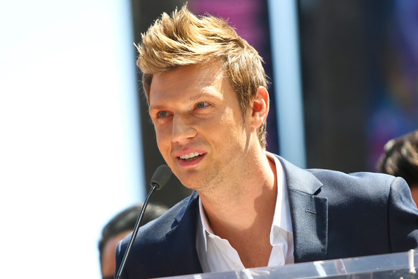 nick carter backstreet boys