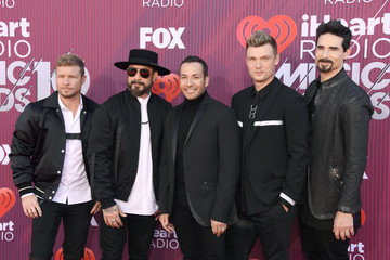 Nick Carter 2019 iHeartRadio Music Awards - Arrivals