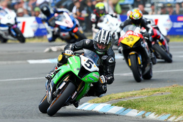 Nick Cole Cemetery Circuit Motorcycle Racing