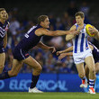 Nick Del Santo AFL Rd 21 - North Melbourne v Frementle