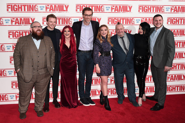 'Fighting With My Family' UK Premiere - VIP Arrivals
