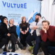 Nick Frost The Vulture Spot At Sundance - DAY 3