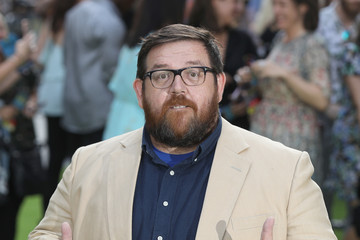 Nick Frost 'The Festival' World Premiere - Red Carpet Arrivals