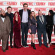 Nick Frost 'Fighting With My Family' UK Premiere - VIP Arrivals