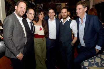 Nick Grad Premiere Of FX's 'Taboo' - After Party