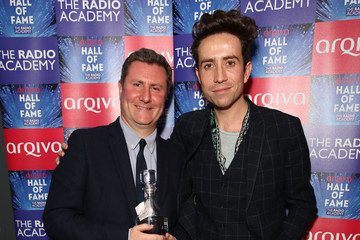 Nick Grimshaw Radio Academy Arqiva Hall of Fame Inductees