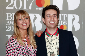 Nick Grimshaw The BRIT Awards 2017 - Red Carpet Arrivals