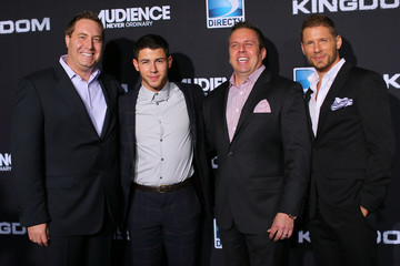Nick Jonas 'Kingdom' Premieres in Venice