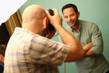 Nick Kroll Behind The Scenes Of The Getty Images Portrait Studio Powered By Samsung Galaxy At 2015 Summer TCA's
