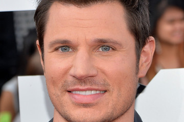 Nick Lachey Arrivals at the MTV Movie Awards — Part 2