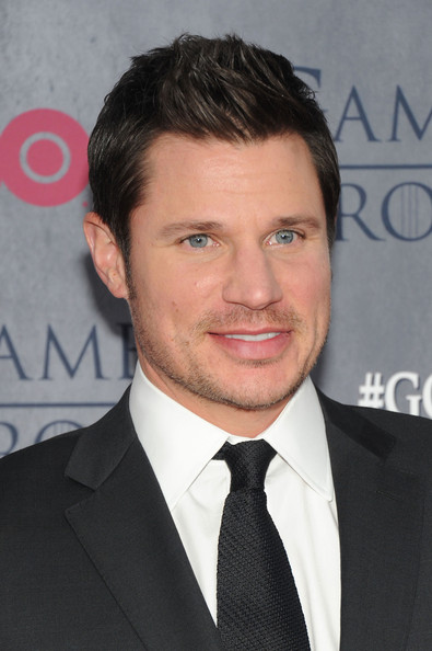 Nick Lachey - 'Game of Thrones' Season 4 Premiere