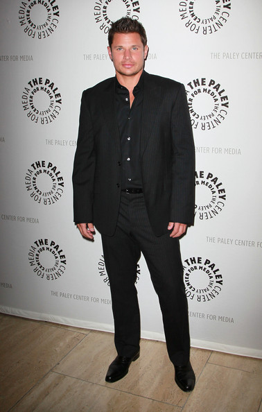 "Nick Lachey TV personality Nick Lachey attends The Paley Center for Media's presentation of the season premiere of ""The Sing-Off"" at The Paley Center for Media on December 2, 2010 in Beverly Hills, California."