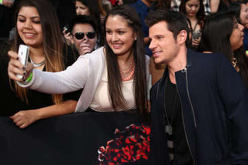 Nick Lachey Arrivals at the MTV Movie Awards — Part 3