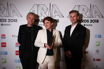Nick Littlemore 32nd Annual ARIA Awards 2018 - Awards Room
