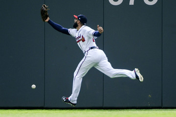 Nick Markakis New York Mets v Atlanta Braves