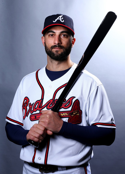 how tall is nick markakis
