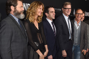 Nick Offerman Premiere of The Weinstein Company's 'The Founder' - Red Carpet