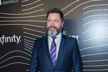 Nick Offerman 20th Annual Webby Awards - Arrivals