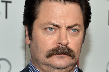 "Nick Offerman AFI FEST 2012 Presented By Audi - ""On The Road"" Premiere - Red Carpet"