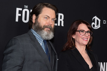 Nick Offerman Premiere of The Weinstein Company's 'The Founder' - Arrivals