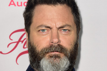 Nick Offerman Premiere of FX's 'Fargo' Season 2 - Arrivals