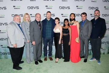 "Nick Offerman Premiere Of FX's ""Devs"" - Arrivals"