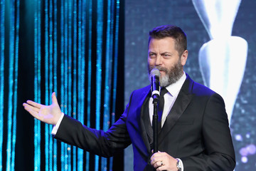Nick Offerman The 43rd Annual Gracie Awards