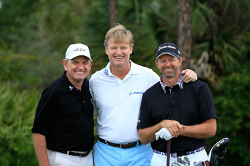 Nick Price Els For Autism Pro-Am