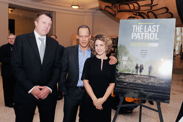 Nick Quested 'The Last Patrol' Premieres in NYC
