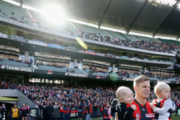 Nick Riewoldt AFL Rd 23 - Richmond v St Kilda