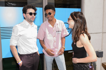 Nick Rutherford WeWork Hosts The Unicorn Afterparty Brunch