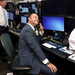 Nick Swisher Annual Charity Day Hosted By Cantor Fitzgerald, BGC, And GFI - Cantor Fitzgerald Office - Inside