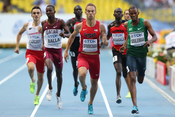 Nick Symmonds 14th IAAF World Athletics Championships Moscow 2013 - Day Two