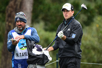 Nick Taylor AT&T Pebble Beach Pro-Am - Round One