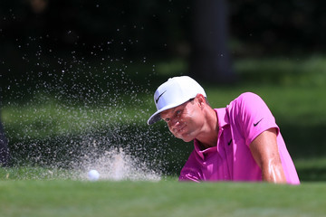 Nick Watney Fort Worth Invitational - Round One