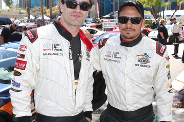 Nick Wechsler 37th Annual Toyota Pro/Celebrity Race: Day 1