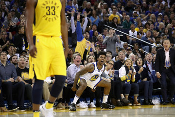 Nick Young Indiana Pacers vs. Golden State Warriors